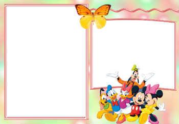 Детские приглашение на день рождения картинки 12